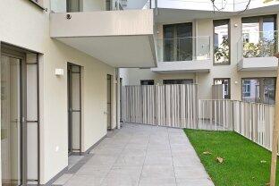 CG 1 - ERSTBEZUG Wohnung mit Garten und Terrasse! Cottageviertel