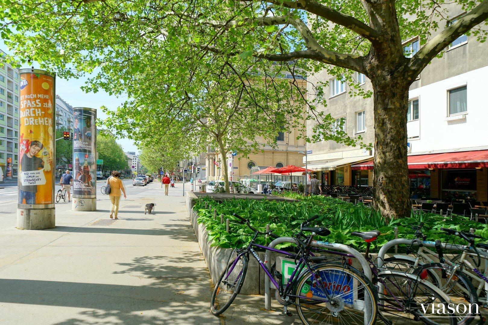Praterstraße