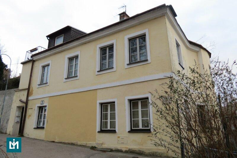 Entwicklungsobjekt mit erhaltenswertem Altbestand in Top-Lage Klosterneuburg