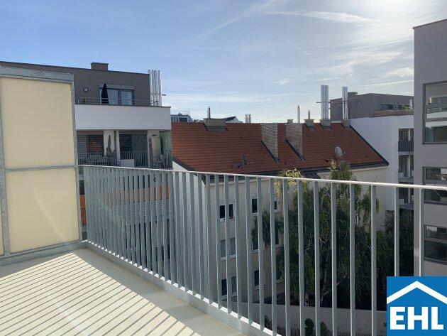 ERSTBEZUG – Erstklassige 3-Zimmer Wohnung mit Freifläche!
