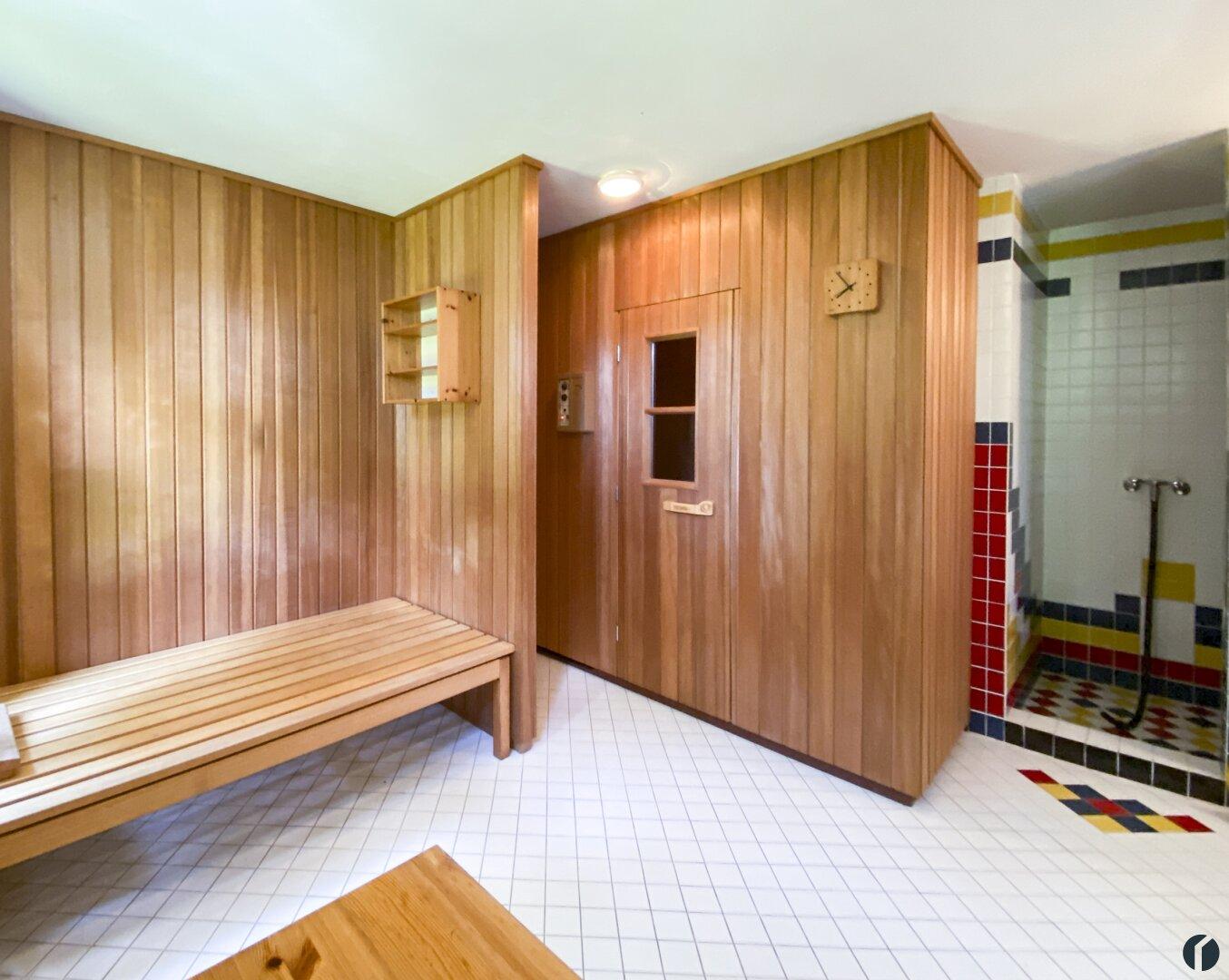 Sauna - Relaxbereich
