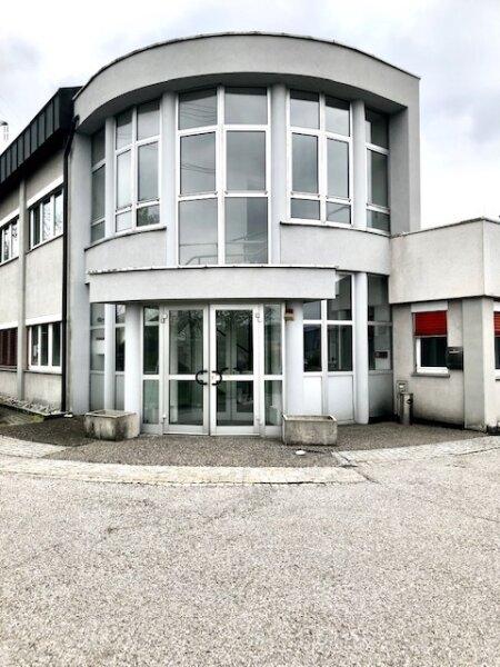 DIREKT VOM EIGENTÜMER! -  Lagerhalle mit Büro und Freifläche