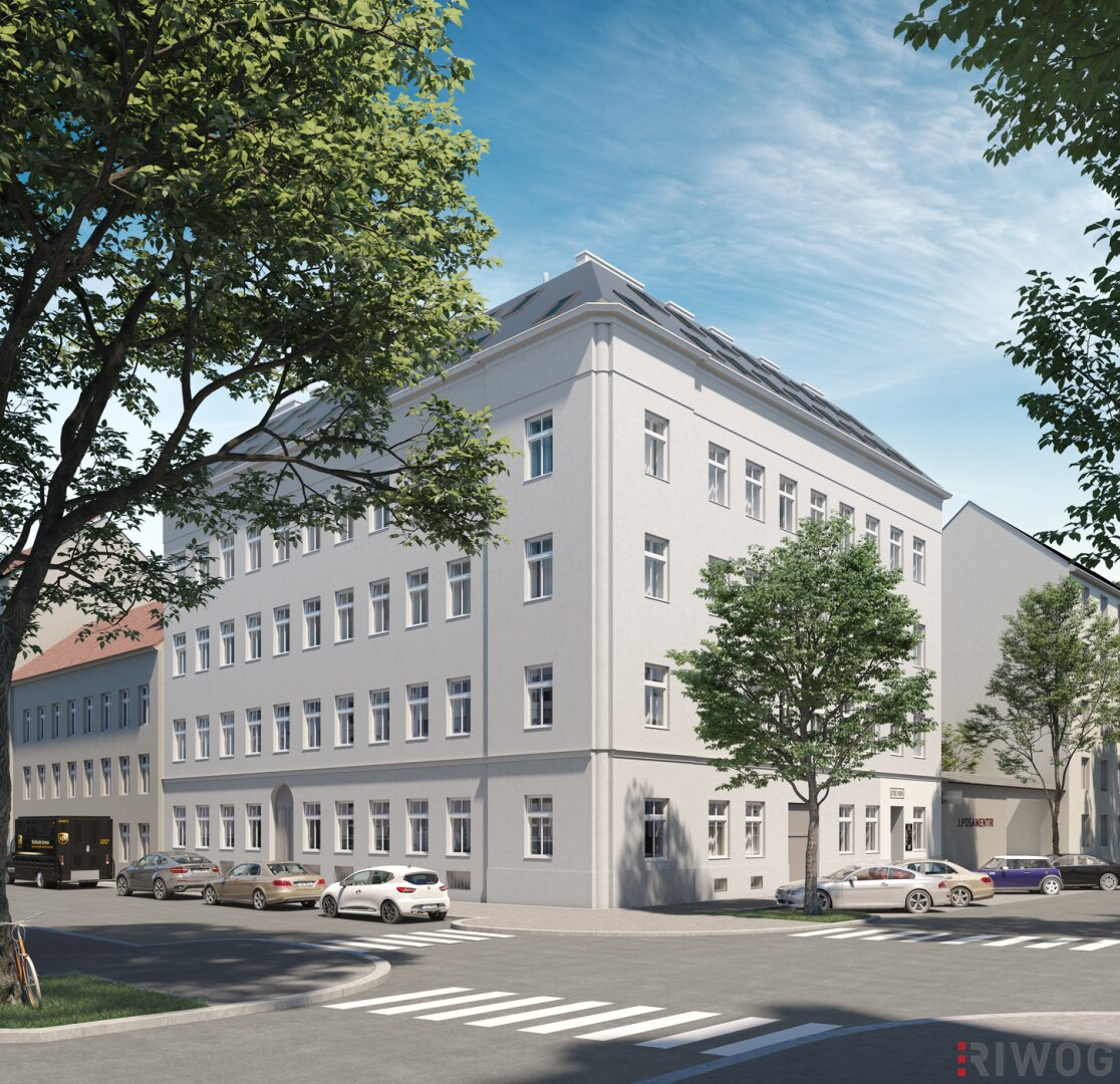 SWEET 16 - Erstklassige Cityapartments (Projektansicht)