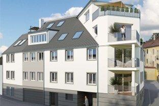 Anlegerwohnungen im Zentrum von Tulln/Donaulände