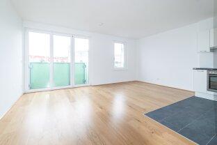 TOP Lage! - Nähe DONAUINSEL & HANDELSKAI - Exklusive 3-Zimmerwohnung mit kleinem Balkon