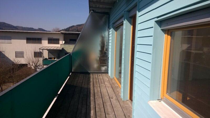 PROVISIONSFREIE Maisonette-Wohnung mit 2 Balkonen und herrlichem Ausblick /  / 9371Brückl / Bild 6