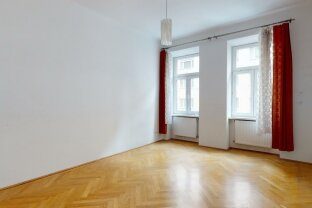 Klein, aber oho! 1-Zi-Altbau-Wohnung sucht neue Eigentümer!