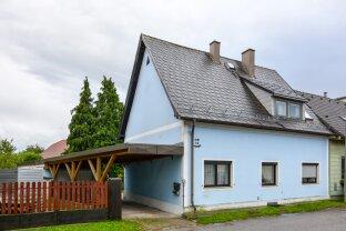 ***** V E R K A U F T ***** - Einfamilienhaus mit Garten am ruhigen St. Pöltner Stadtrand