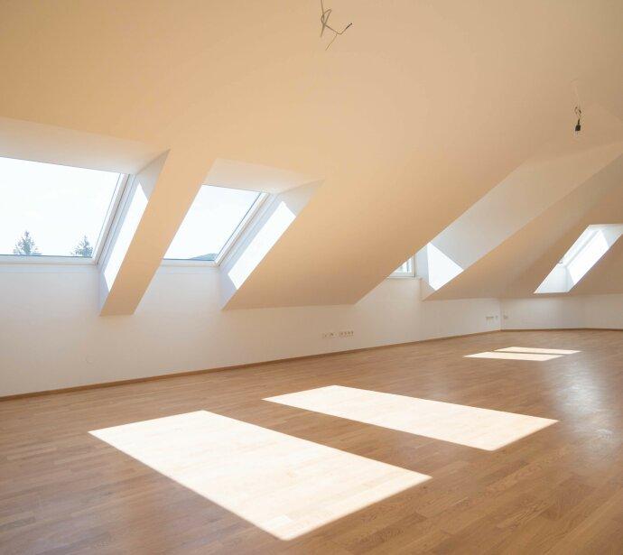Traumhafter Fernblick - großzügige Dachterrassenwohnung in Toplage