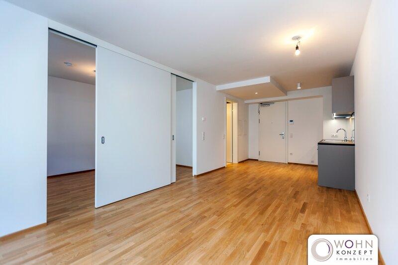 Goldegg Gardens: 54m² Erstbezug + 9,4m² Balkon - 1040 Wien /  / 1040Wien / Bild 3