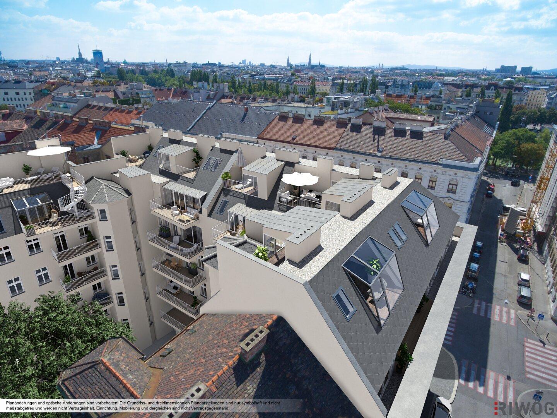 Wohnung Kauf - 1200 Wien #26658 » RIWOG