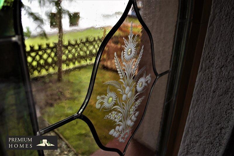 Breitenbach am Inn - Elegantes Landhaus - Bleiverglasung Handwerkskunst