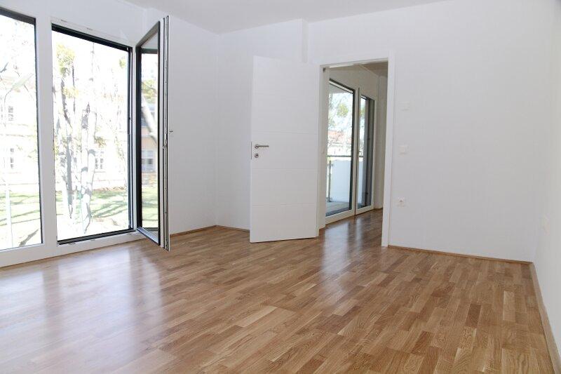 6,65 m² BALKON + 2 französ. Balkone, 38m²-Wohnküche + Schlafzimmer, Obersteinergasse 19 /  / 1190Wien / Bild 6