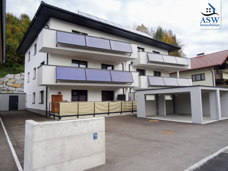 Traumhafte 3-Zimmer Neubauwohnung mit geringen Betriebskosten (fGEE-Wert A++)