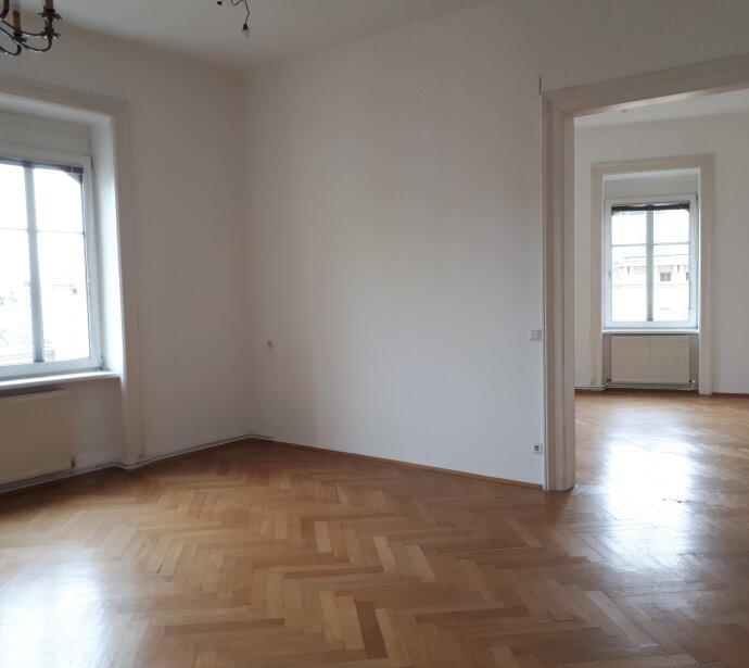 Klassische, großzügige, helle 3-Zimmer-Altbauwohnung in guter Lage des 9. Bezirks