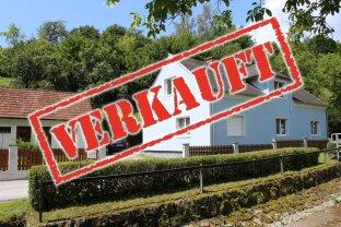 ERFOLGREICH VERMITTELT - Gepflegtes Einfamilienhaus in ruhiger Dorflage!