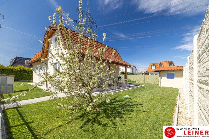 ACHTUNG! KAUFANBOT LIEGT VOR! Einfamilienhaus in Maria Lanzendorf auf Pachtgrund - HIER wird IHR WOHNTRAUM wahr! Objekt_15374 Bild_364