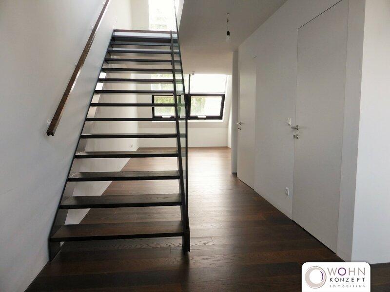 Exklusive 140m² DG-Maisonette mit Terrasse und Einbauküche - 1020 Wien /  / 1020Wien / Bild 1