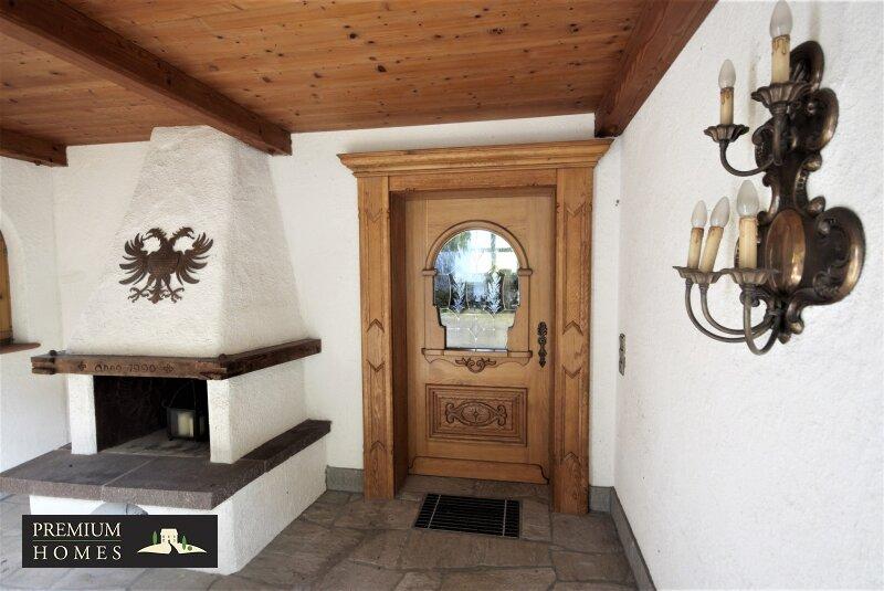 Breitenbach am Inn - Elegantes Landhaus - Eingangsbereich