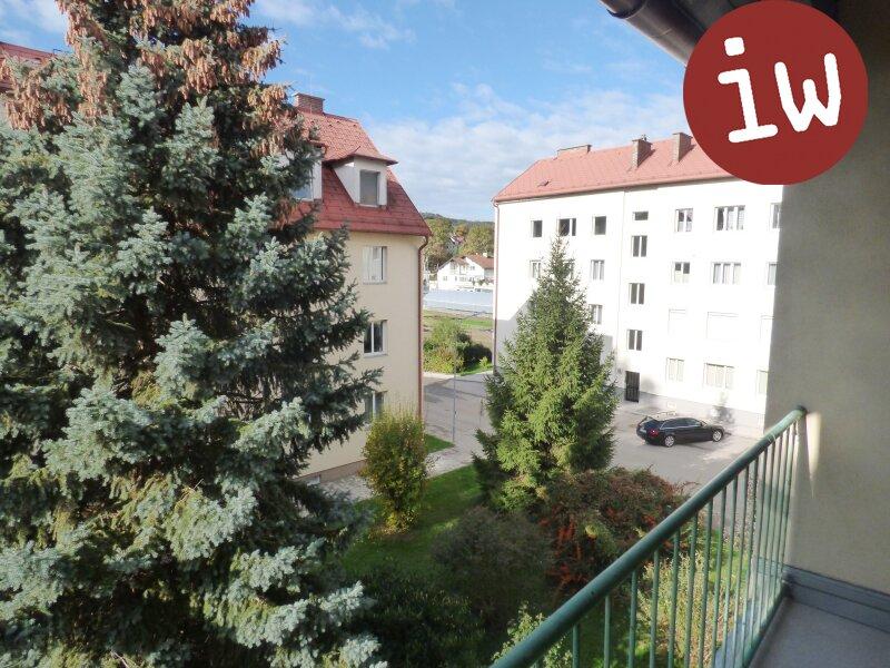 3-Zimmerwohnung mit Balkon in zentraler Grünruhelage Objekt_460