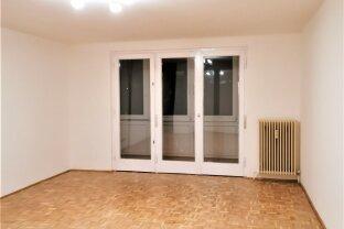 DB Immobilien - 1 Zimmerwohnung mit Loggia im Grünen