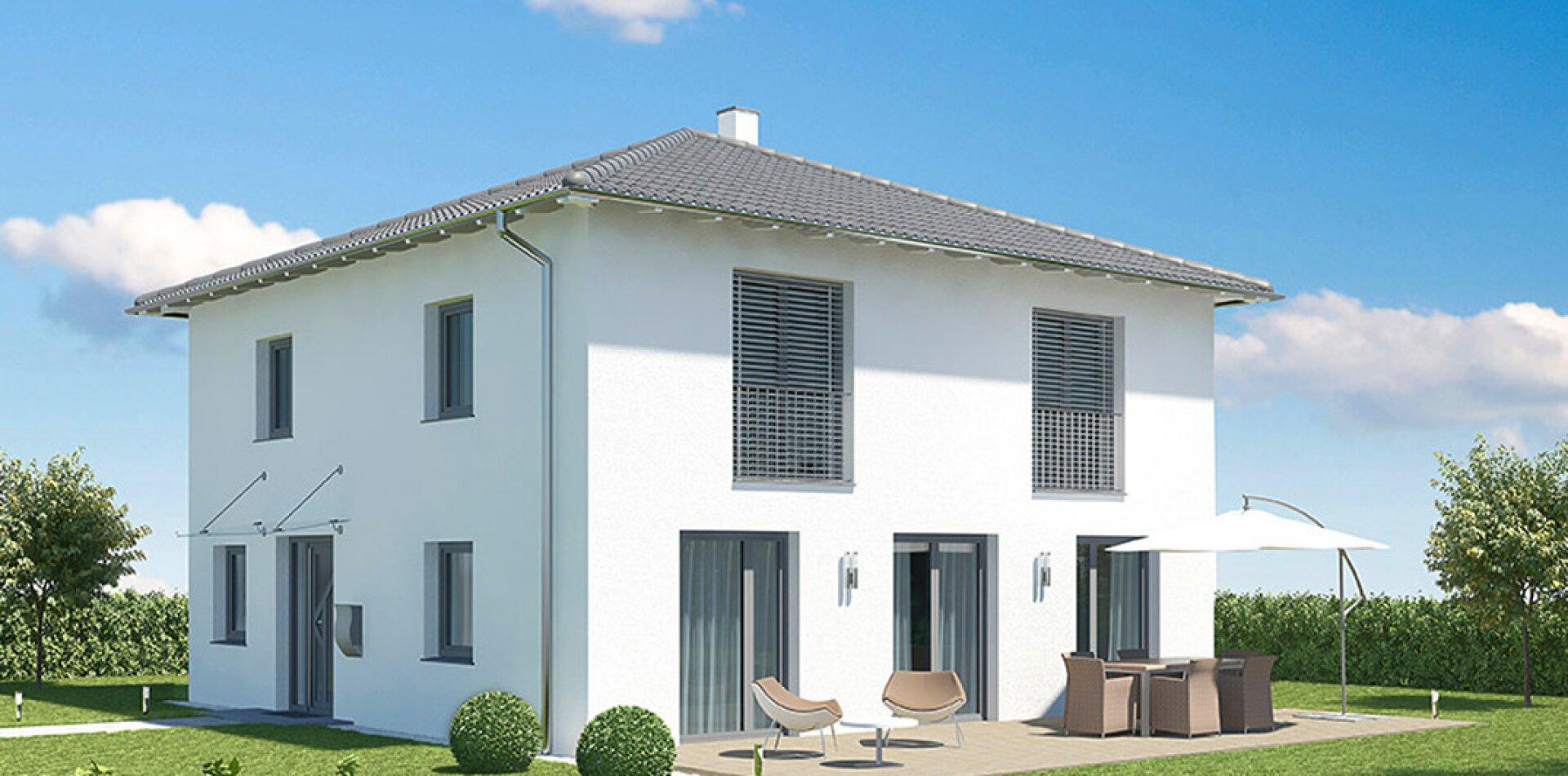 Wohnfläche 120 m²