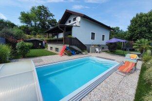 Familientraum mit Pool in Guntramsdorf zu verkaufen