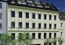 Neue Dach-Traumwohnung Top 11 im Dachgeschoß, 2 Zimmer, Erstbezugswohnung, 51,89 m² + 5,77 m² Balkon im 18. Bezirk in der Nähe Währinger Schubertpark!
