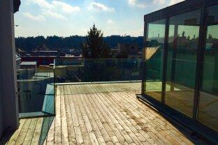 Atemberaubende Dachgeschoßwohnung mit Fernblick im noblen Döbling!
