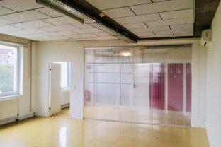 Büroräumlichkeiten in angenehmer Atmosphäre - Nähe Gasometer