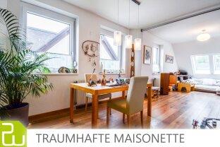 Traumhafte Maisonette Wohnung in Graz Raaba | Lichtdurchflutet | zentrale und ruhige Lage im Grünen
