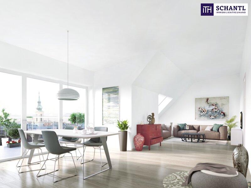 Worauf warten Sie? Perfekt aufgeteilte Dachgeschoss-Wohnung auf einer Ebene! Auf ins schöne Kutschkerviertel! /  / 1180Wien / Bild 5