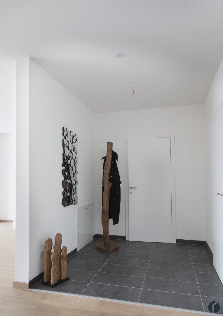 Musterwohnung Eingangsbereich