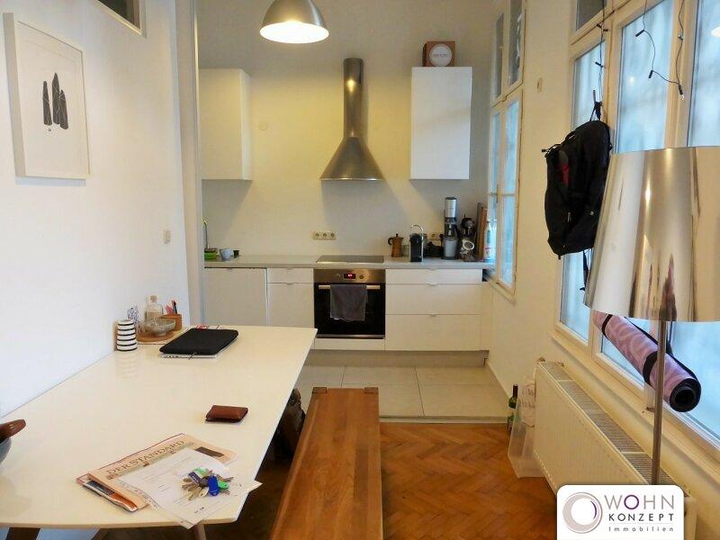 Wunderschöner 90m² Stilaltbau mit Einbauküche und Lift - 1070 Wien /  / 1070Wien / Bild 5