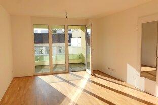 2 Zimmer ZWEITBEZUG-Wohnung mit Loggia!