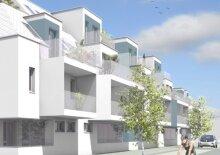 Erholung ganz oben - 2-Zimmer-Terrassenwohnung