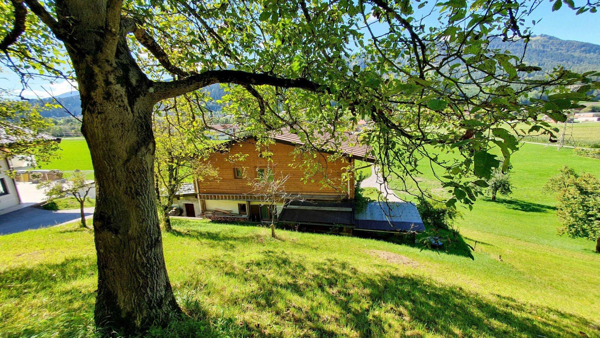 Einfamilienhaus Kirchbichl, Ansicht von Norden