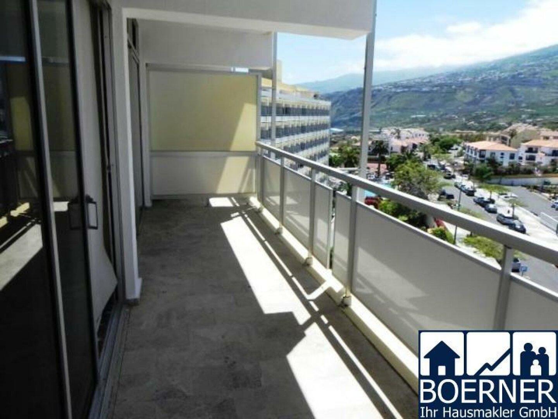 Balkon untere Ebene