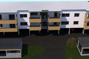 Tolle 2-Zimmer-Neubauwohnung mit Blick über Voitsberg und Bärnbach