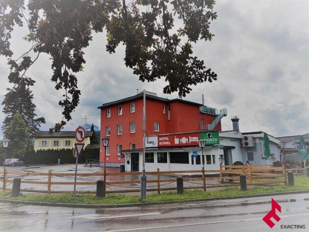 interessantes Gewerbeobjekt (Motel, Gastrobetrieb u. Betreiberwohnung)