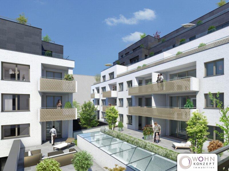 Goldegg Gardens: 54m² Erstbezug + 9,4m² Balkon - 1040 Wien /  / 1040Wien / Bild 9