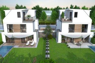 Rarität Alte Donau Nähe Exklusive Einfamilienhäuser auf EIGENGRUND - provisionsfrei