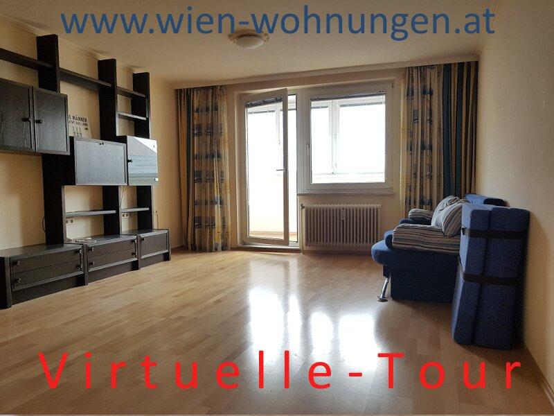 Sehr günstige Drei-Zimmer-Wohnung mit Loggia