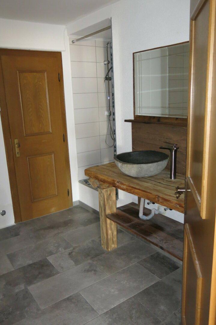 Mietwohnung/Büro Kufstein, Bad, Dusche