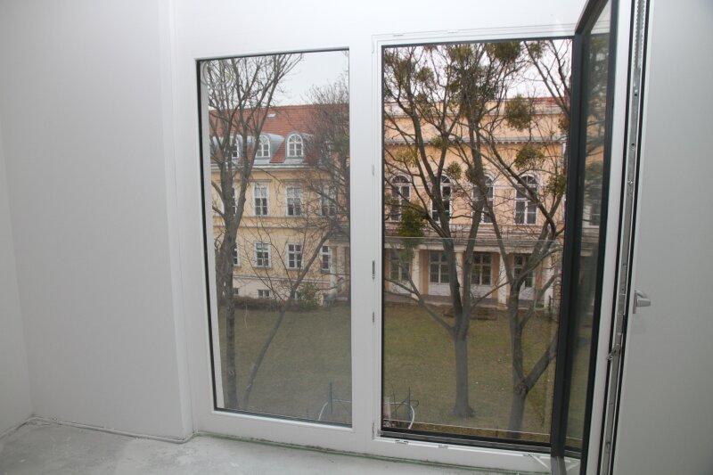 Terrasse  U N D  Balkon!! 30m²-Wohnküche + Schlafzimmer, 3.Stock Bj. 2017, Obersteinergasse 19 /  / 1190Wien / Bild 8
