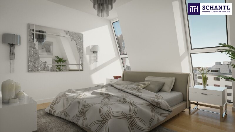 Verlieben Sie sich jeden Tag auf´s Neue in diesen Ausblick! Wunderschönes Altbauhaus + Dachterrasse! /  / 1090Wien / Bild 1