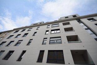 Sehr nette 2 Zimmer Neubauwohnung  mit Balkon und optional mit Garage