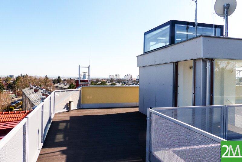 Exklusive Dachgeschoßwohnung mit großzügiger Terrasse und schönem Fernblick /  / 1130Wien / Bild 14
