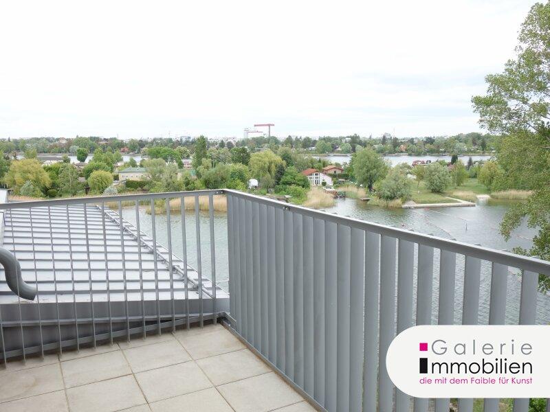 VIDEO: Moderne Terrassenwohnung an der Alten Donau, inkl. Garage! Objekt_32236