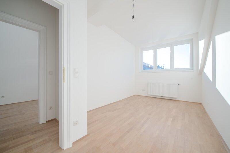 ++NEU** Kernsanierter DG-ERSTBEZUG! 3-Zimmer+getrennte Küche! 7m² uneinsehbare Terrasse! **VIDEOBESICHTIGUNG** PROVISIONSRABATT! /  / 1050Wien / Bild 6